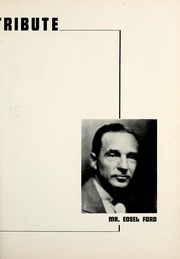 Page 13, 1937 Edition, Henry Ford Hospital School of Nursing - Sonah Yearbook (Detroit, MI) online yearbook collection