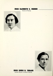 Page 14, 1937 Edition, Henry Ford Hospital School of Nursing - Sonah Yearbook (Detroit, MI) online yearbook collection