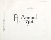 Page 5, 1914 Edition, Pratt Institute - Prattonia Yearbook (Brooklyn, NY) online yearbook collection
