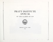 Page 7, 1914 Edition, Pratt Institute - Prattonia Yearbook (Brooklyn, NY) online yearbook collection