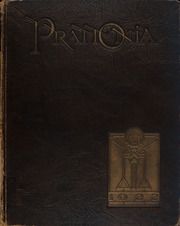 1922 Edition, Pratt Institute - Prattonia Yearbook (Brooklyn, NY)