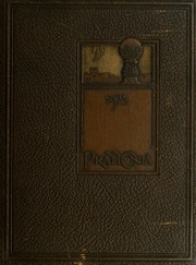 1923 Edition, Pratt Institute - Prattonia Yearbook (Brooklyn, NY)