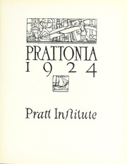 Page 13, 1924 Edition, Pratt Institute - Prattonia Yearbook (Brooklyn, NY) online yearbook collection
