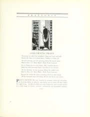 Page 17, 1924 Edition, Pratt Institute - Prattonia Yearbook (Brooklyn, NY) online yearbook collection