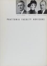 Page 10, 1939 Edition, Pratt Institute - Prattonia Yearbook (Brooklyn, NY) online yearbook collection