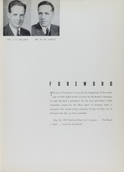 Page 11, 1939 Edition, Pratt Institute - Prattonia Yearbook (Brooklyn, NY) online yearbook collection