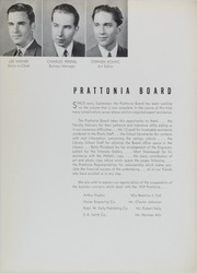 Page 12, 1939 Edition, Pratt Institute - Prattonia Yearbook (Brooklyn, NY) online yearbook collection