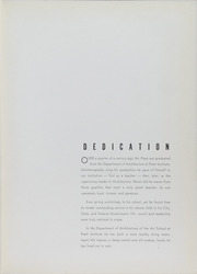 Page 9, 1939 Edition, Pratt Institute - Prattonia Yearbook (Brooklyn, NY) online yearbook collection