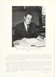 Page 8, 1954 Edition, University of Pittsburgh School of Medicine - Hippocratean Yearbook (Pittsburgh, PA) online yearbook collection