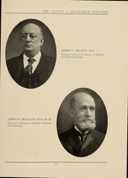 Page 16, 1916 Edition, Jefferson Medical College - Clinic Yearbook (Philadelphia, PA) online yearbook collection