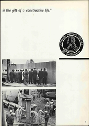 Page 9, 1965 Edition, Jefferson Medical College - Clinic Yearbook (Philadelphia, PA) online yearbook collection