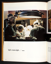 Page 14, 1970 Edition, Jefferson Medical College - Clinic Yearbook (Philadelphia, PA) online yearbook collection