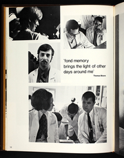 Page 16, 1970 Edition, Jefferson Medical College - Clinic Yearbook (Philadelphia, PA) online yearbook collection