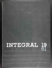 Page 1, 1961 Edition, Illinois Institute of Technology - Lewis Annual (Chicago, IL) online yearbook collection