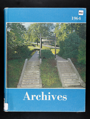 1964 Edition, Lincoln University of Missouri - Archives Yearbook (Jefferson City, MO)