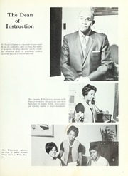 Page 13, 1968 Edition, Lincoln University of Missouri - Archives Yearbook (Jefferson City, MO) online yearbook collection