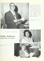 Page 17, 1968 Edition, Lincoln University of Missouri - Archives Yearbook (Jefferson City, MO) online yearbook collection