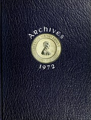 1972 Edition, Lincoln University of Missouri - Archives Yearbook (Jefferson City, MO)