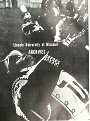 Page 5, 1973 Edition, Lincoln University of Missouri - Archives Yearbook (Jefferson City, MO) online yearbook collection