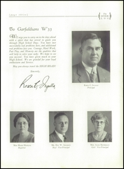 Page 5, 1933 Edition, James Garfield High School - Crimson and Blue Yearbook (Los Angeles, CA) online yearbook collection