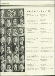 Page 10, 1935 Edition, James Garfield High School - Crimson and Blue Yearbook (Los Angeles, CA) online yearbook collection