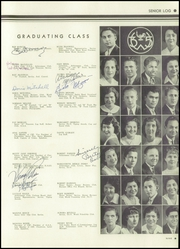 Page 11, 1935 Edition, James Garfield High School - Crimson and Blue Yearbook (Los Angeles, CA) online yearbook collection