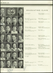 Page 12, 1935 Edition, James Garfield High School - Crimson and Blue Yearbook (Los Angeles, CA) online yearbook collection