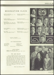 Page 13, 1935 Edition, James Garfield High School - Crimson and Blue Yearbook (Los Angeles, CA) online yearbook collection