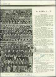 Page 24, 1935 Edition, James Garfield High School - Crimson and Blue Yearbook (Los Angeles, CA) online yearbook collection