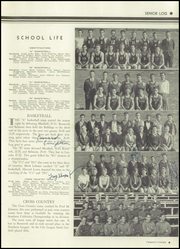 Page 25, 1935 Edition, James Garfield High School - Crimson and Blue Yearbook (Los Angeles, CA) online yearbook collection