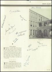 Page 7, 1935 Edition, James Garfield High School - Crimson and Blue Yearbook (Los Angeles, CA) online yearbook collection