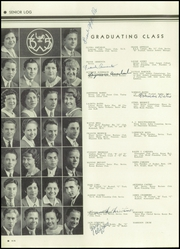 Page 8, 1935 Edition, James Garfield High School - Crimson and Blue Yearbook (Los Angeles, CA) online yearbook collection