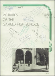 Page 17, 1938 Edition, James Garfield High School - Crimson and Blue Yearbook (Los Angeles, CA) online yearbook collection