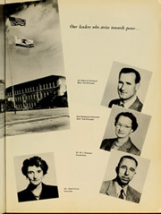 Page 11, 1951 Edition, James Garfield High School - Crimson and Blue Yearbook (Los Angeles, CA) online yearbook collection