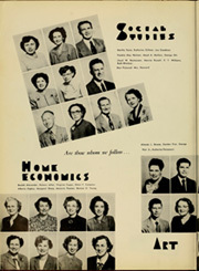 Page 12, 1951 Edition, James Garfield High School - Crimson and Blue Yearbook (Los Angeles, CA) online yearbook collection