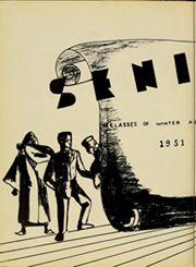 Page 16, 1951 Edition, James Garfield High School - Crimson and Blue Yearbook (Los Angeles, CA) online yearbook collection