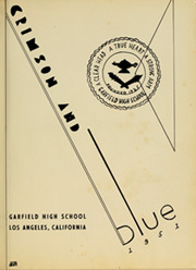 Page 5, 1951 Edition, James Garfield High School - Crimson and Blue Yearbook (Los Angeles, CA) online yearbook collection
