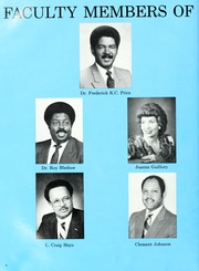 Page 10, 1987 Edition, Crenshaw Christian Center School of Ministry - Yearbook (Los Angeles, CA) online yearbook collection