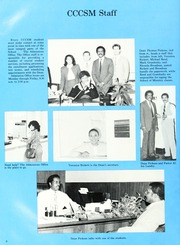 Page 12, 1987 Edition, Crenshaw Christian Center School of Ministry - Yearbook (Los Angeles, CA) online yearbook collection