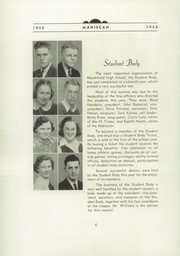 Page 12, 1938 Edition, Marshfield High School - Mahiscan Yearbook (Coos Bay, OR) online yearbook collection