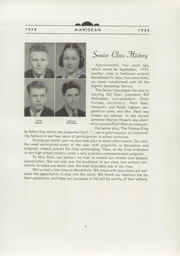 Page 15, 1938 Edition, Marshfield High School - Mahiscan Yearbook (Coos Bay, OR) online yearbook collection