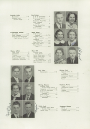 Page 17, 1938 Edition, Marshfield High School - Mahiscan Yearbook (Coos Bay, OR) online yearbook collection