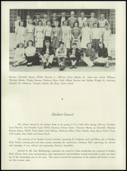 Page 14, 1948 Edition, Marshfield High School - Mahiscan Yearbook (Coos Bay, OR) online yearbook collection