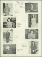 Page 12, 1949 Edition, Marshfield High School - Mahiscan Yearbook (Coos Bay, OR) online yearbook collection