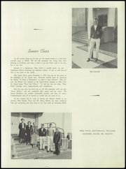 Page 17, 1949 Edition, Marshfield High School - Mahiscan Yearbook (Coos Bay, OR) online yearbook collection