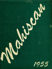 1955 Edition, Marshfield High School - Mahiscan Yearbook (Coos Bay, OR)