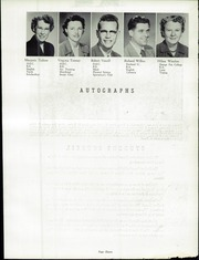 Page 15, 1956 Edition, Marshfield High School - Mahiscan Yearbook (Coos Bay, OR) online yearbook collection