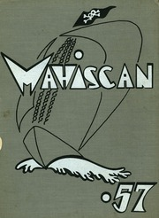 1957 Edition, Marshfield High School - Mahiscan Yearbook (Coos Bay, OR)