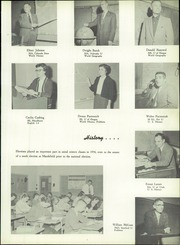 Page 13, 1957 Edition, Marshfield High School - Mahiscan Yearbook (Coos Bay, OR) online yearbook collection