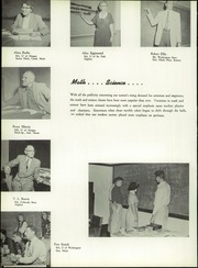 Page 14, 1957 Edition, Marshfield High School - Mahiscan Yearbook (Coos Bay, OR) online yearbook collection